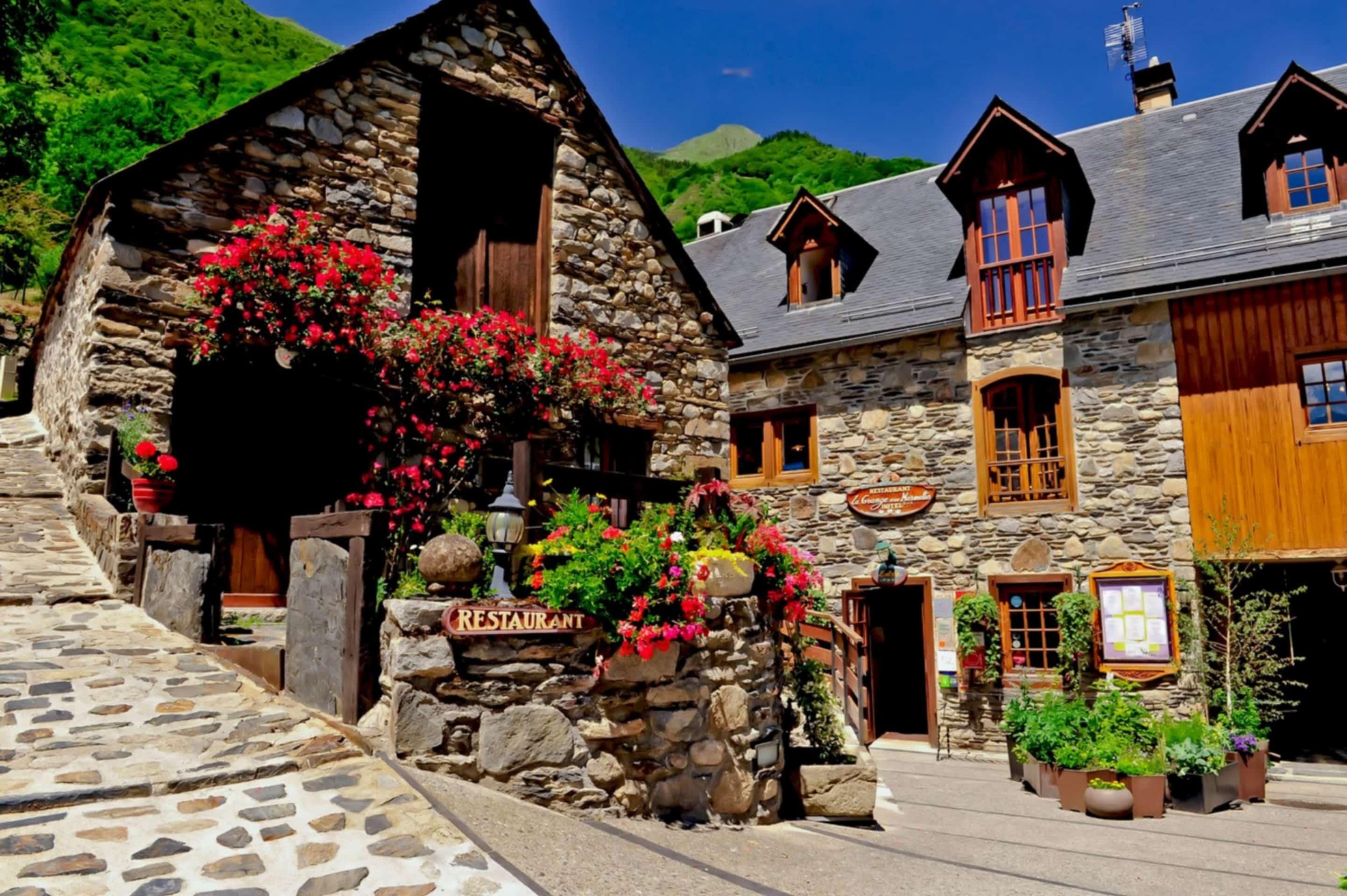 Hôtel 3* de charme à Viscos