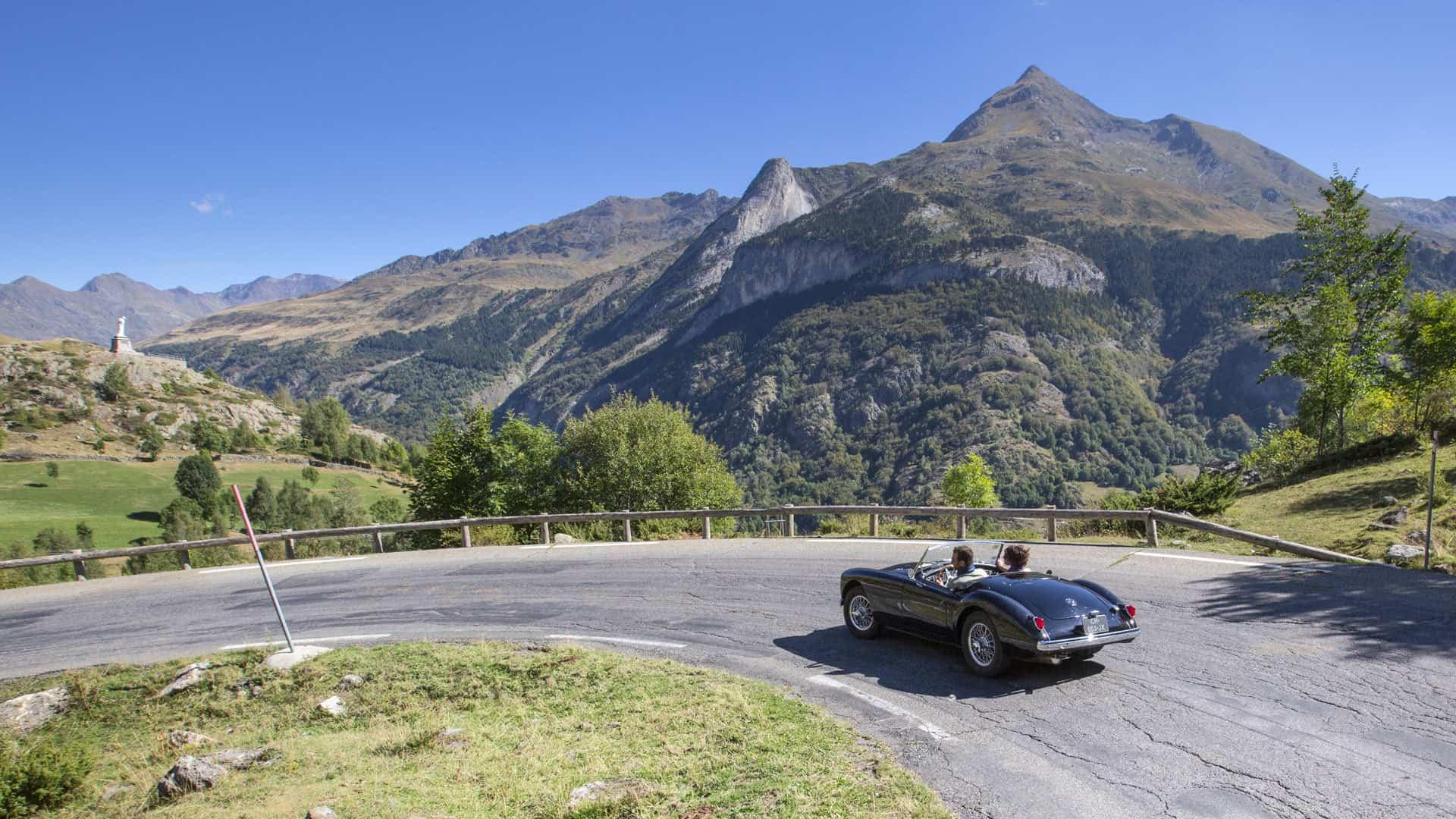 Route du Col des Tentes