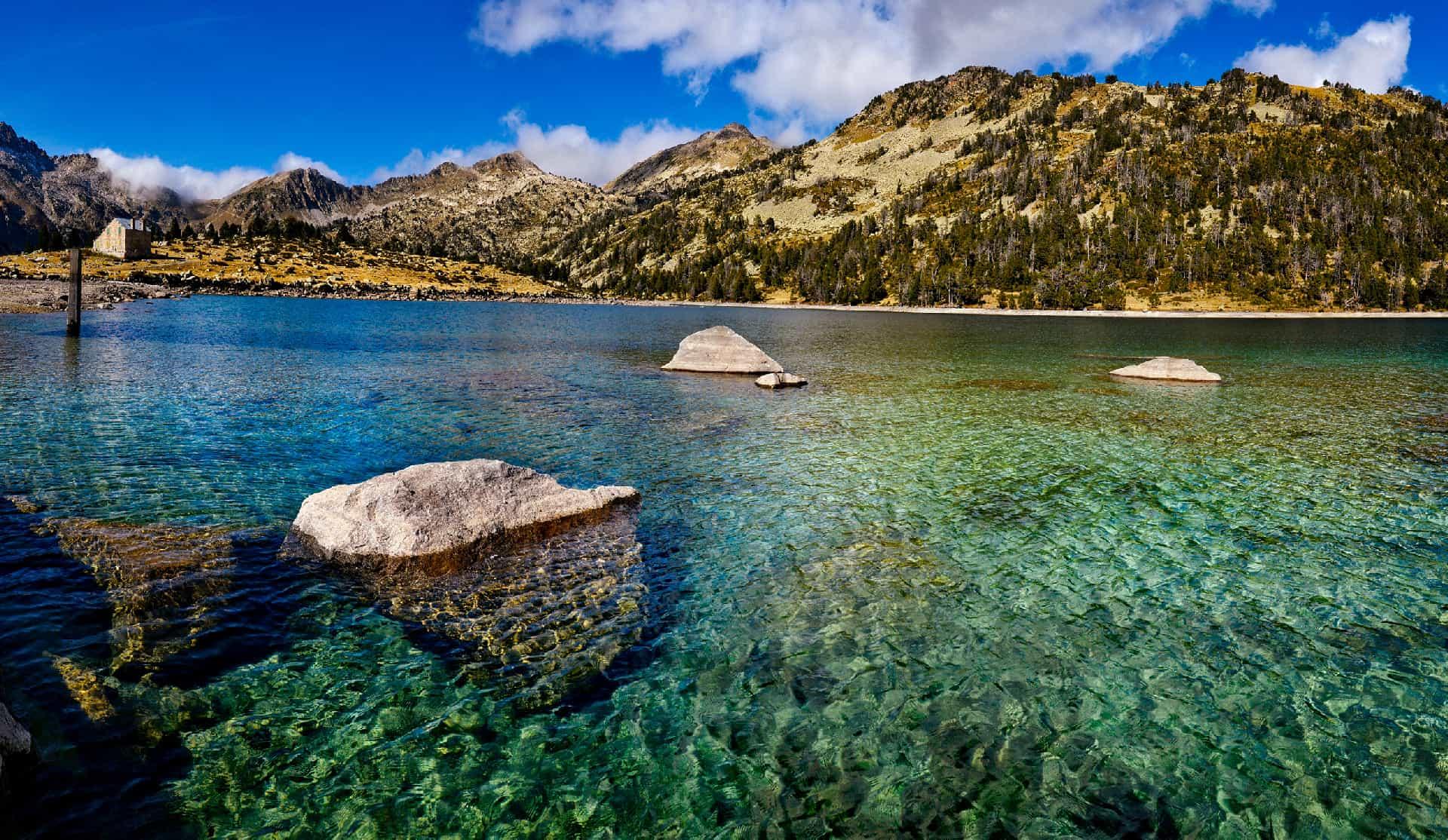 Lac d'Aumar - Réserve Naturelle Nationale du Néouvielle