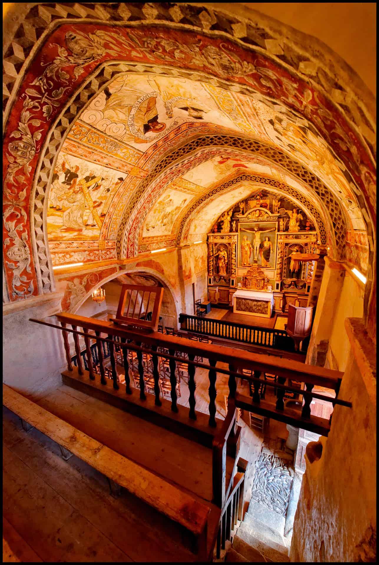 Chapelle romane de Mont