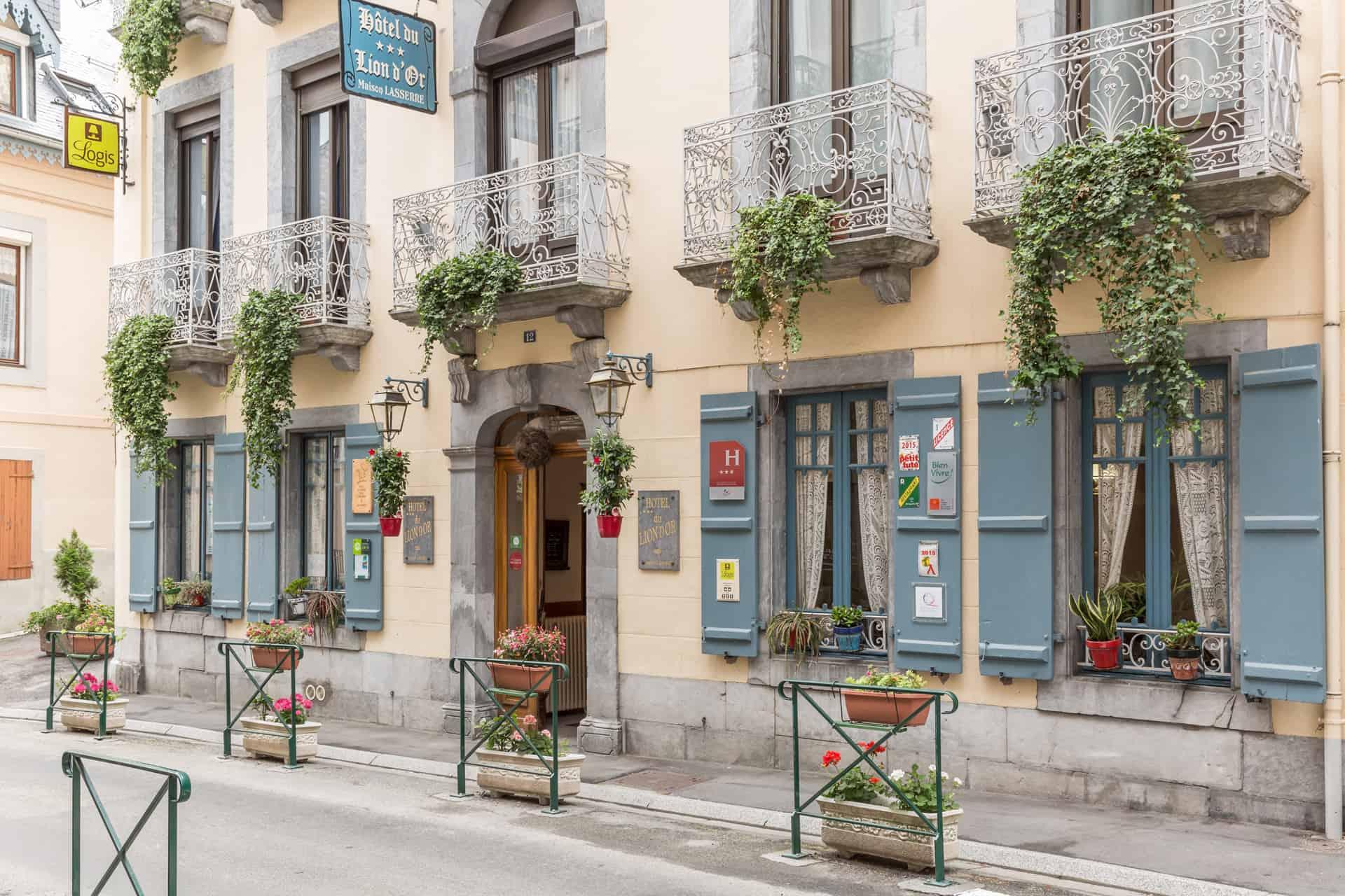 Hôtel 3* à Cauterets
