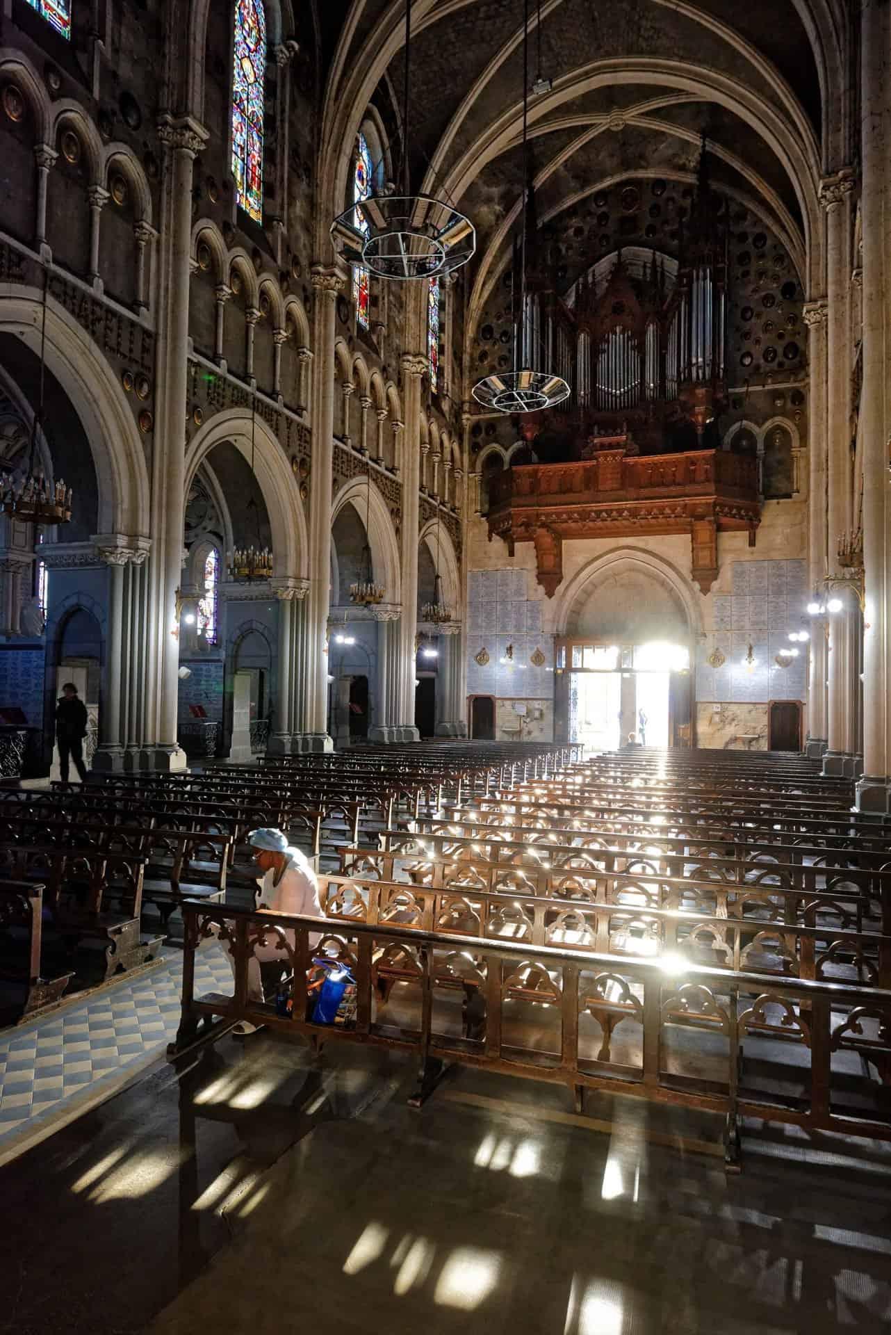 Visite guidée du sanctuaire de Lourdes